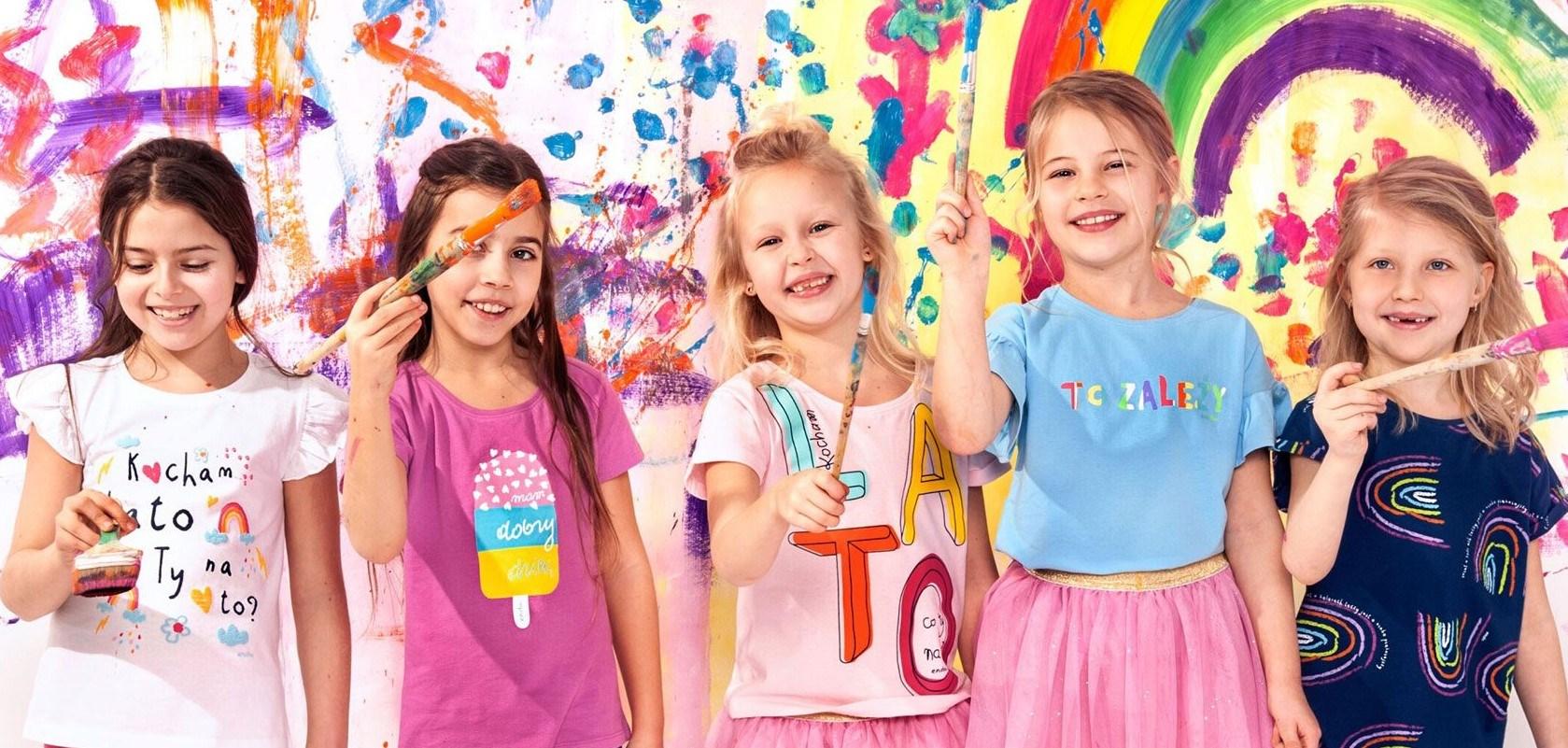 Endo брендовая одежда из Польши для детей