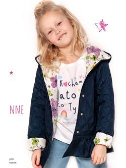 Куртка стеганая для девочек Endo